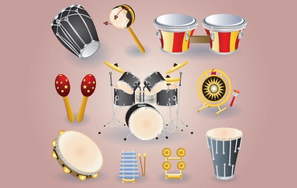 Free Musical Instrument Pack