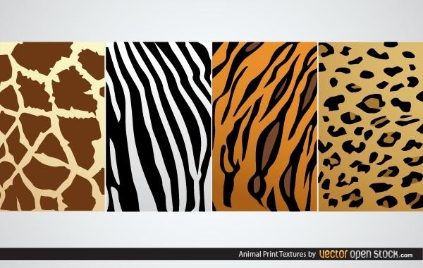 Free Animal Print Textures