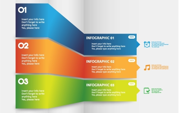 Free Folding Info-Graph Template