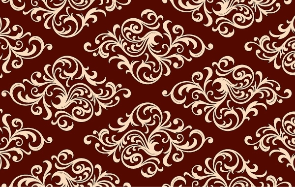 Free Floral Decorative Swatch Pattern