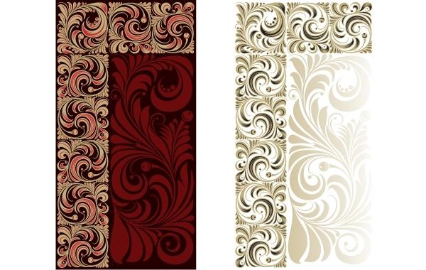 Free Vintage Flourish Ornamental Pattern
