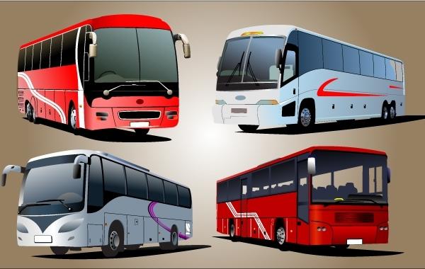 Free Luxury Bus Vector