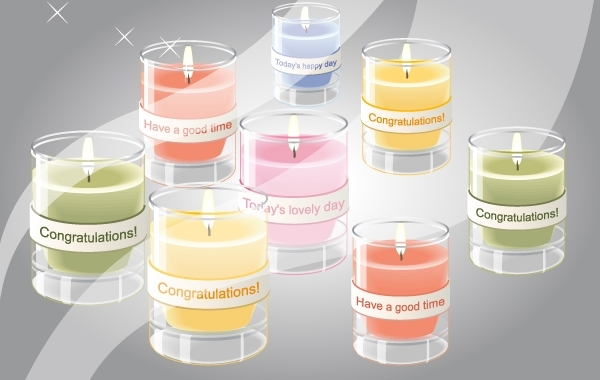 Free Celebrations Day Candle Pack