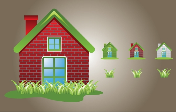Free Home Icon Vector