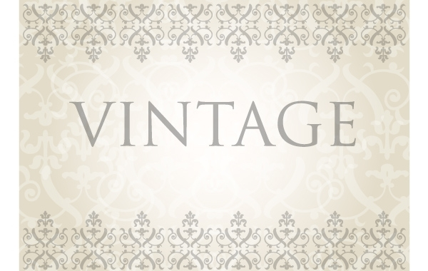 Free Vintage Decorative Border Pattern