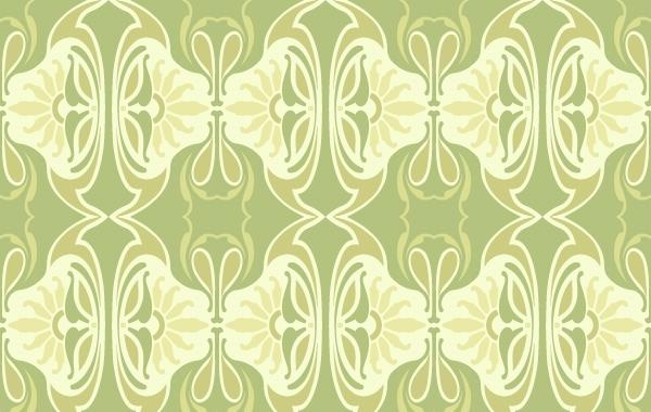 Free Deco Tile Seamless Pattern