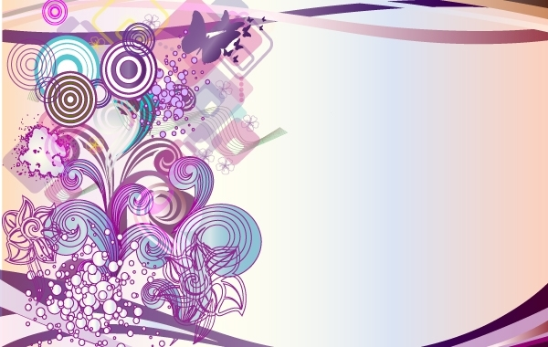Free Vector Abstract Design Element