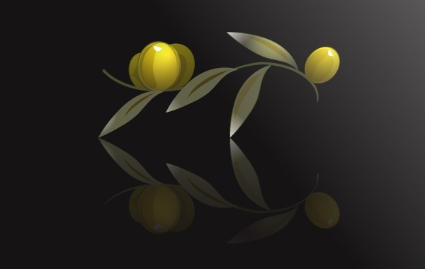 Free High Detail Olives Vector