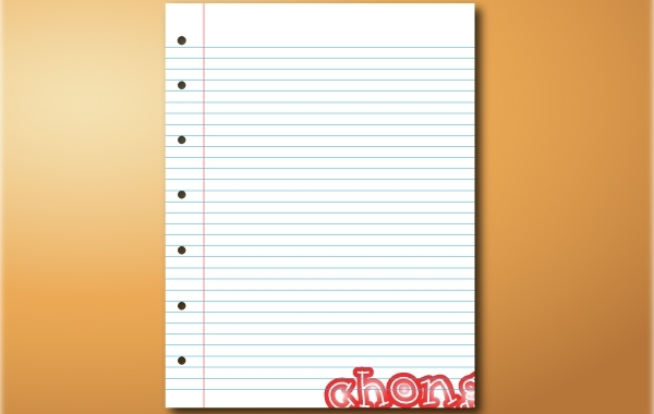 Free Blank Notebook Vector