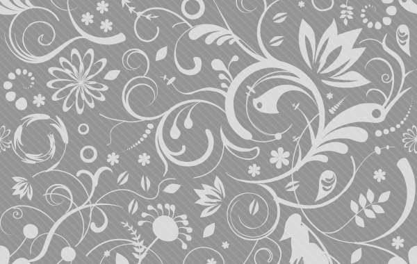 Free Vectors: Swirl Floral Pattern Shape | Design-Maker