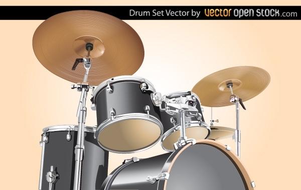 Free Drum Set