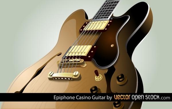 Free Epiphone Casino Guitar