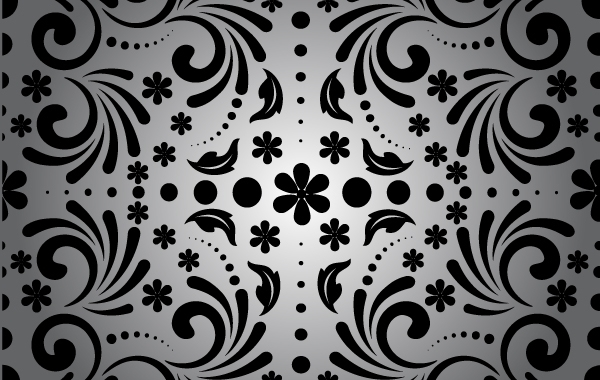 Free Seamless Spring Pattern Vector