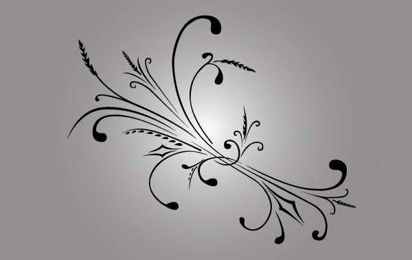 Free Foliage Shape Vector