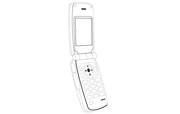 Free Sony EricssonZ1010 Mobile Template