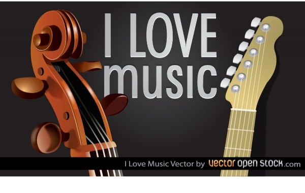 Free I Love Music