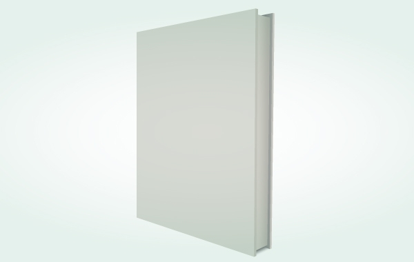 Free 3D Empty Book Template