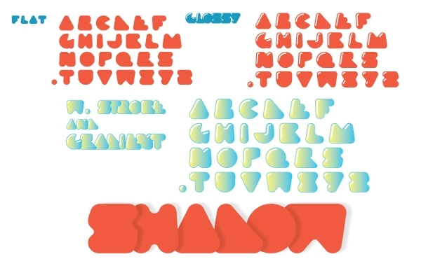 Free Plasti Puzzle Font