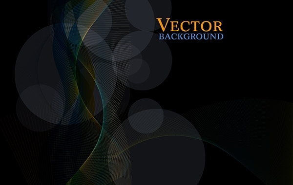 Free Free Dark Abstract Vector Background - Tapeyman