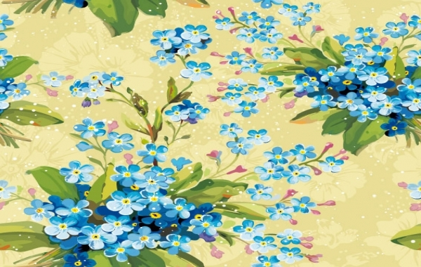 Free Floral Flowers background