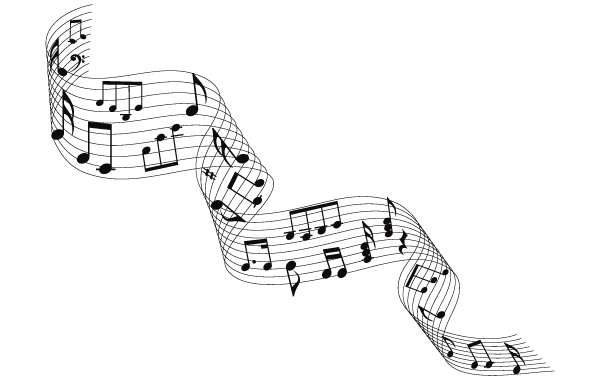 Free Musical notes