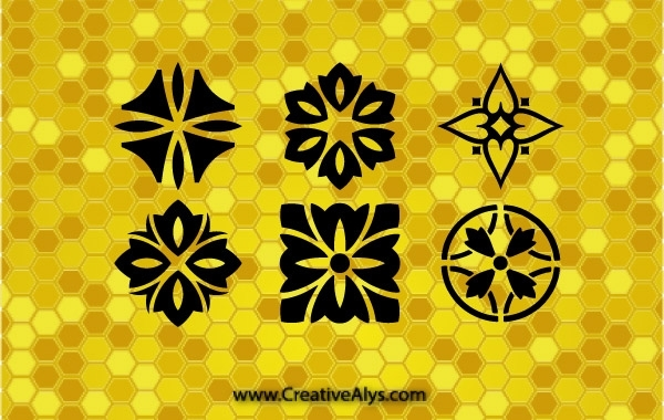 Free Creative Patterns And Logo Design Graphics