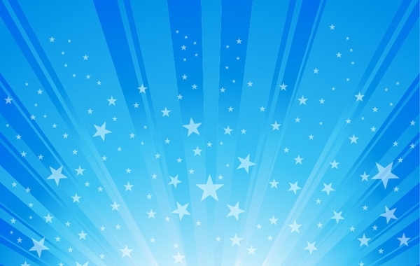 Free Exploding Star Burst Background