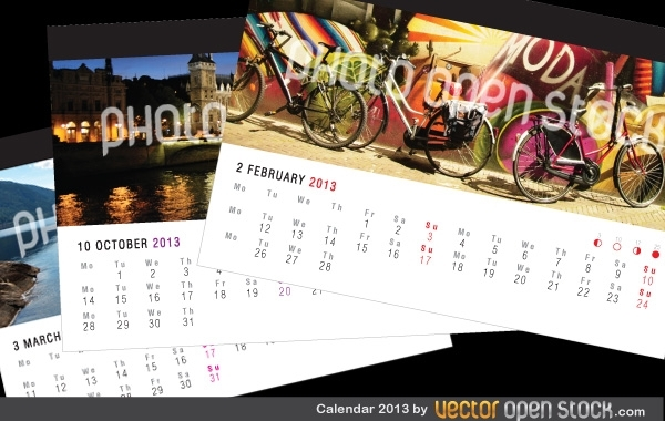 Free Calendar 2013