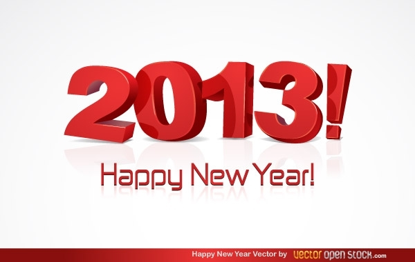 Free Happy New Year 2013