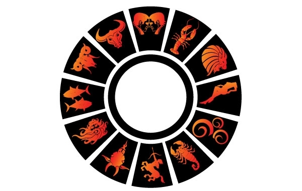 Free Horoscope Signs Vector