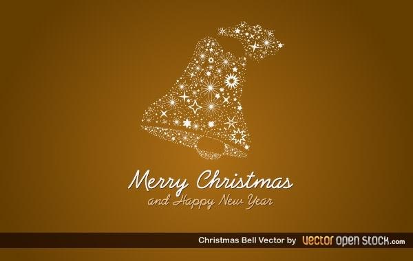 Free Vectors: Christmas Bell | Vector Open Stock