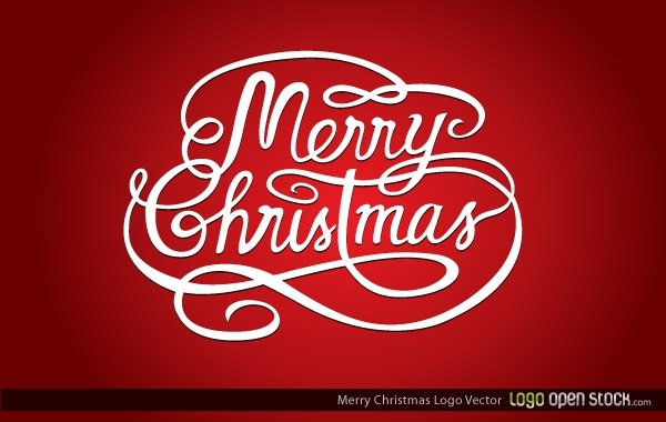 Free Merry Christmas logo
