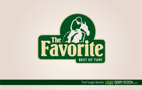 Free Vectors: Turf Logo | Logo Open Stock