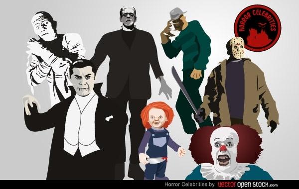 Free Horror Celebrities