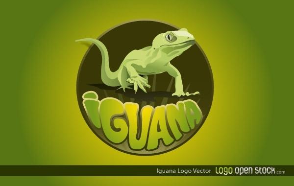 Free Iguana Logo