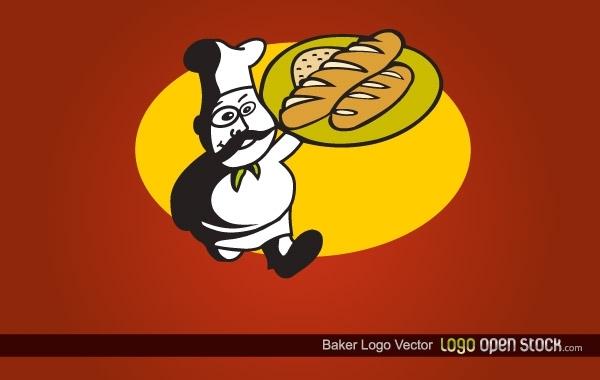 Free Baker Logo