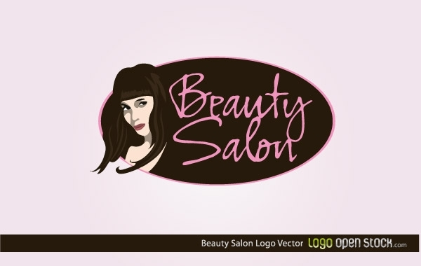 Free Beauty Salon Logo