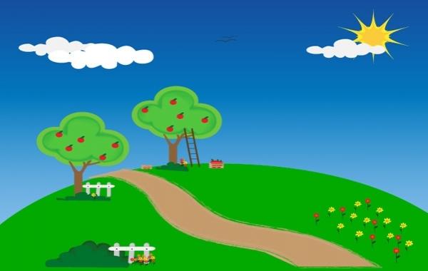 Free Apple trees
