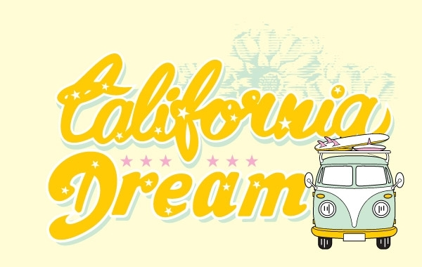 Free California Dream