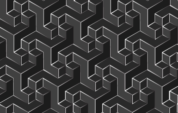 Free Cubic Background