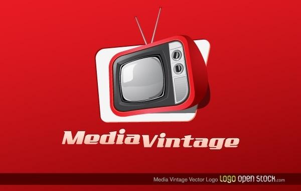 Free Media Vintage Vector