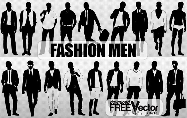 Free SilhouetteFashion Men