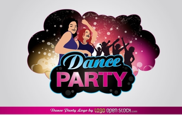 Free Dance Party Logo