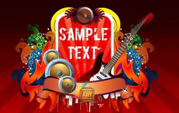 Free Event Free Vector Template