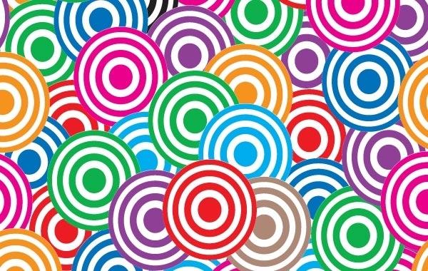 Free Vivid abstract patterns
