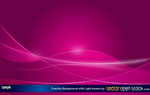 Free Fucshia Background with light beams