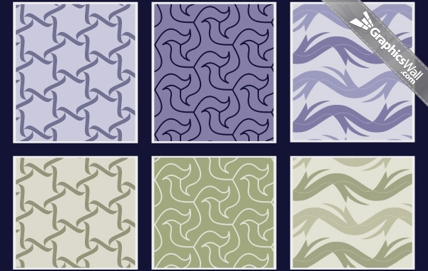 Free Free Seamless Vector Patterns