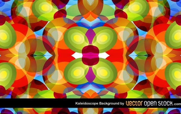 Free Kaleidoscope Background