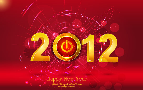Free Happy New Year 2012