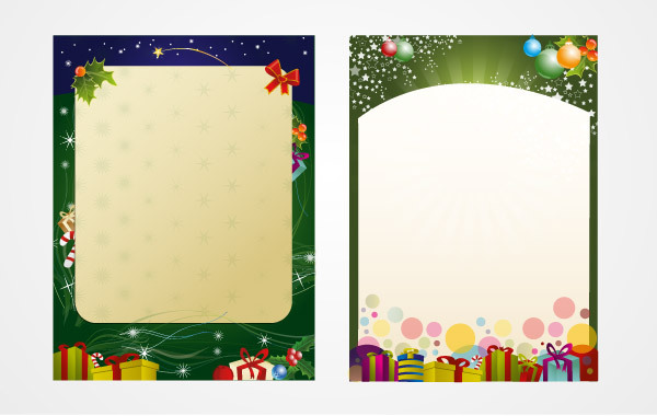 Free Santa's Letter Template